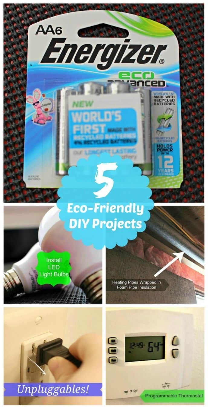 5 DIY Eco-Friendly Projects