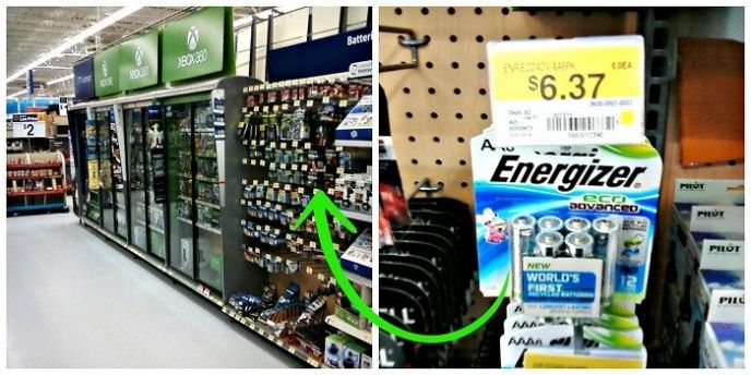 Energizer EcoAdvanced Batteries