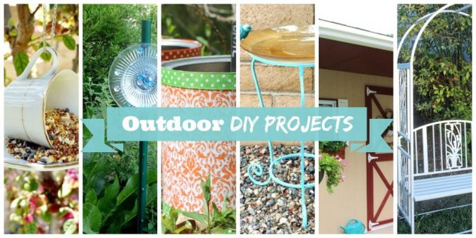 Outdoor and Backyard DIY Projects