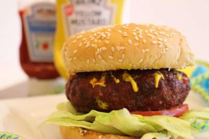 Stuffed Burger Recipe