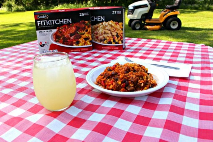 Protein Packed STOUFFER'S® Fit Kitchen Meals