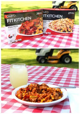 Refuel with Protein Packed STOUFFER'S® Fit Kitchen Meals