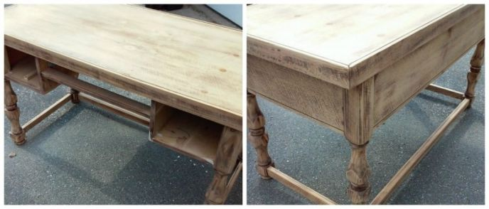Thrift Shop Desk Project