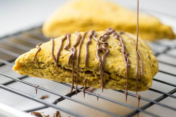 Pumpkin Scones Recipe