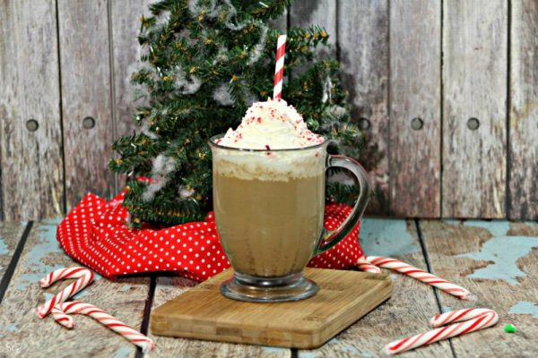 Peppermint Chai Latte Recipe