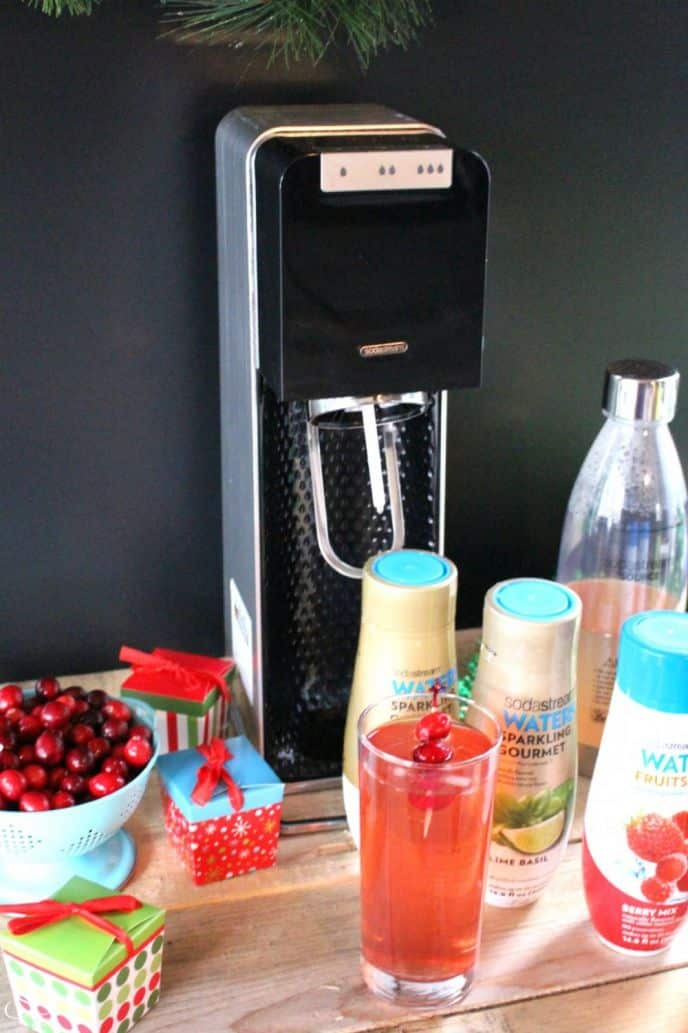 SodaStream Power Sparkling Water Maker