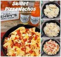 Pizza Nachos and Football Conversation Starters