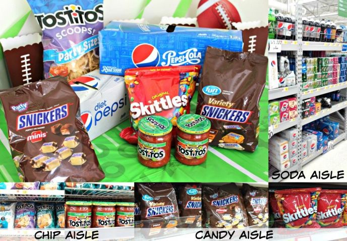 Football Super Bowl Snacks