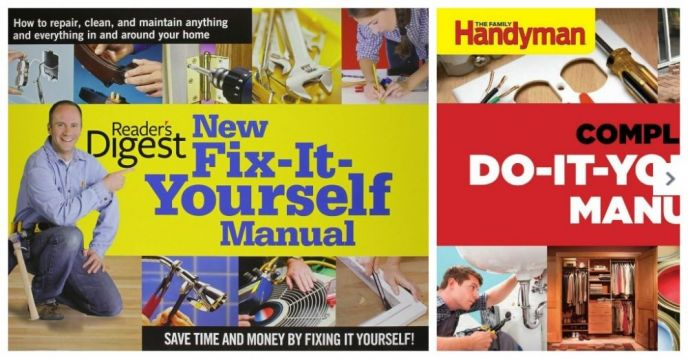 DIY and Home Repair Books