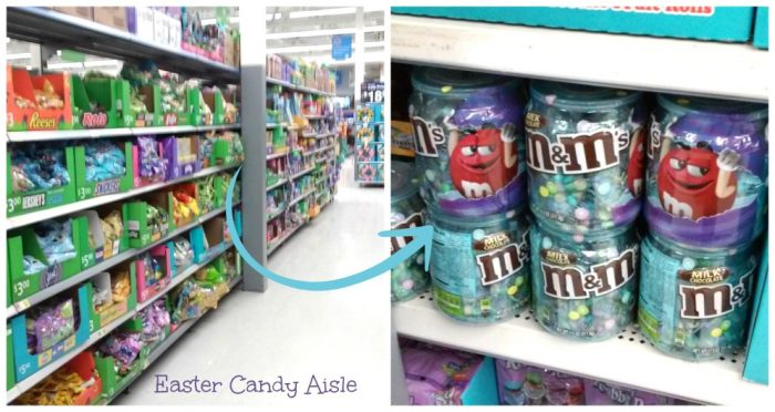 M&M's Easter Tri Packs at Walmart
