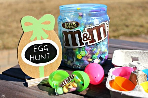 Easter Egg Hunt with a Fun Twist