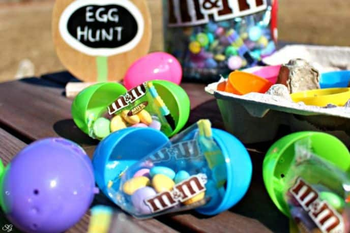 Easter Egg Hunt Fun Activity