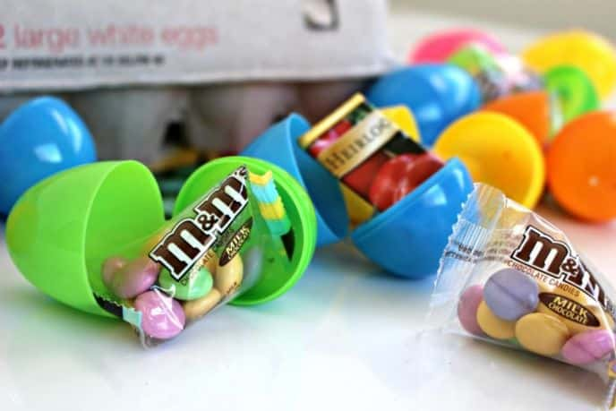 M&M's Easter Egg Candies