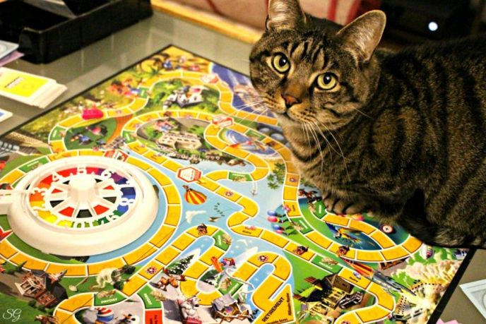 Turbo Keeping Score, The Game of Life Game