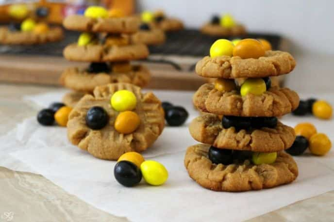 Wicked Good Peanut Butter Cookies