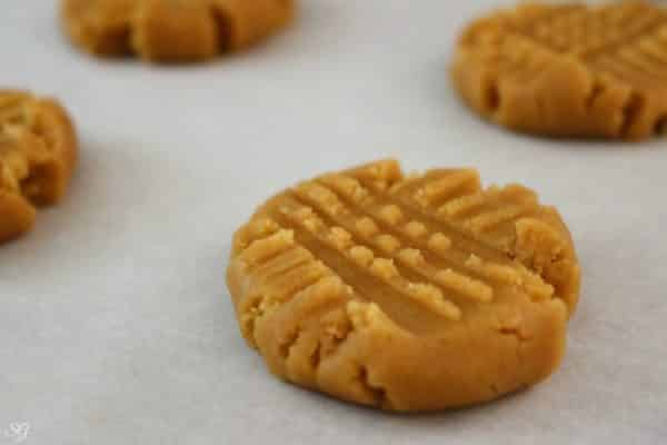 Honey and Peanut Butter Cookies Recipe