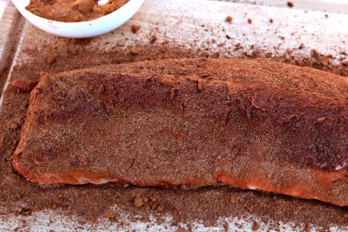 Easy Recipe for Rib Dry Rub