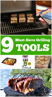 9 Must-Have Grilling Tools and Gadgets
