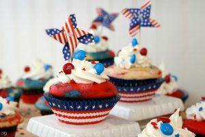 Patriotic Cupcake Recipe