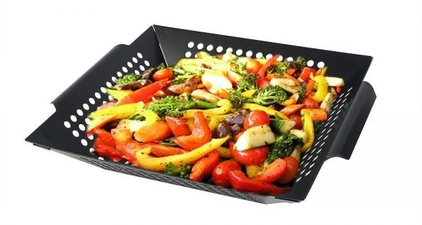 BBQ Grill Basket for Vegetables