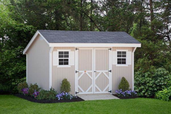 Building a Garden Shed - DIY Project