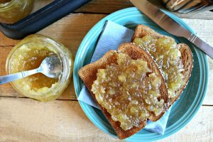 3 Ingredient Apple Jam Recipe