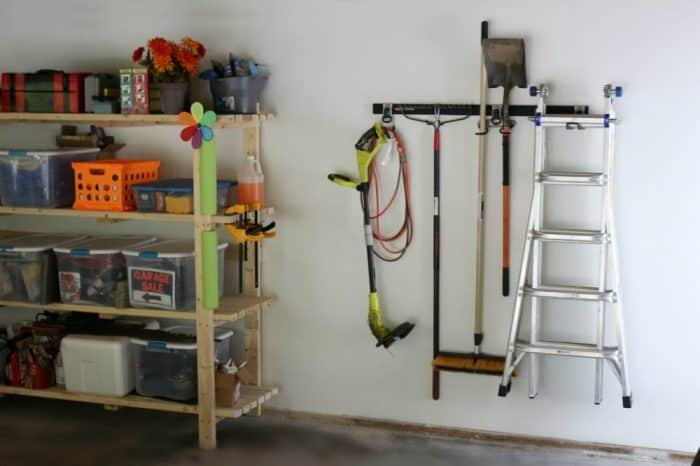 Organizing My Garage!
