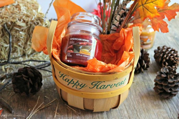 Yankee Candle Fall Gift Idea