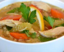Easy Orzo Soup Recipe