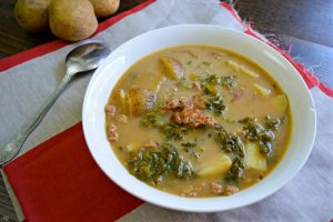 Olive Garden Copy Cat Zuppa Toscana Soup Recipe
