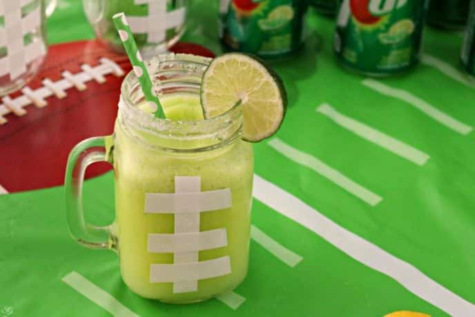 7UP Game Day Margaritas