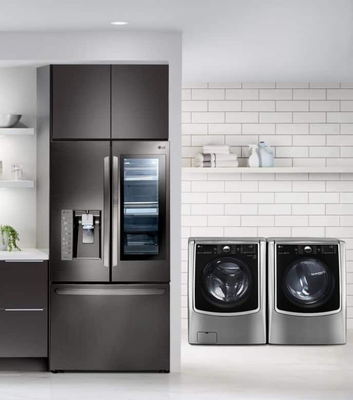 LG Kitchen Appliances