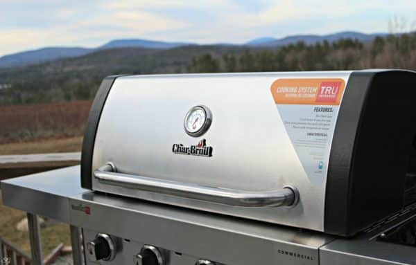 Char-Broil 4 Burner Commercial TRU Infrared Grill