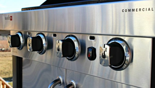 One Touch Ignition on the Char-Broil Grill