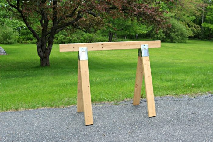 Wood pellet gun target frame