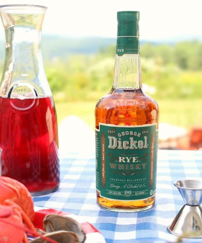 George Dickel Rye Tennessee Whiskey