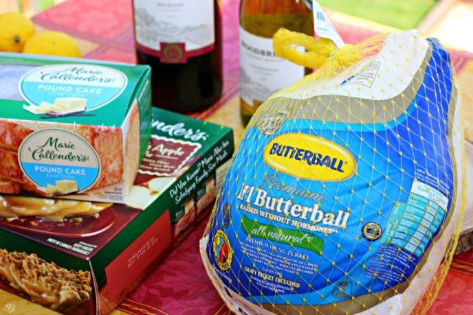 Butterball Premium Whole L'il Butterball Turkey