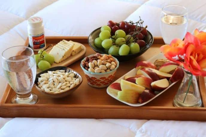 5 Healthy Bedtime Snacks