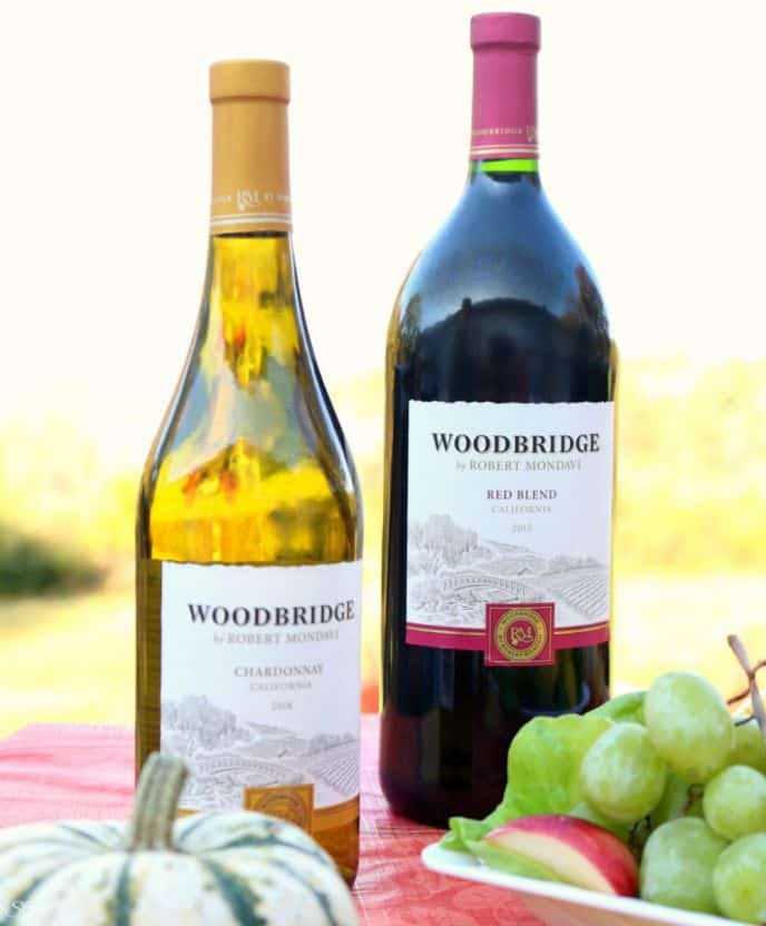 Woodbridge Red Blend Wine
