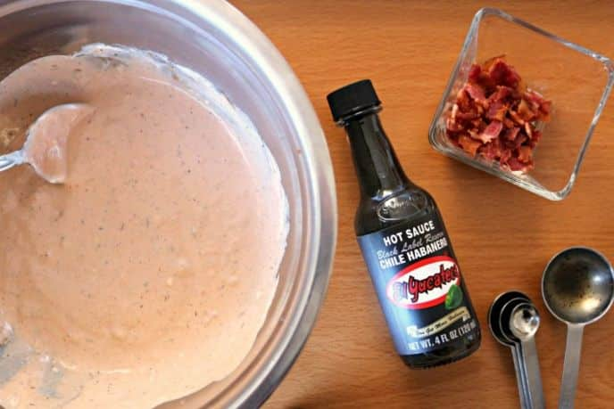 Smokey El Yucateco Black Label Reserve Fry Sauce