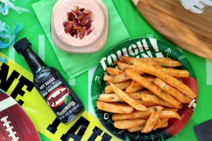 Smokey Bacon Fry Sauce: A Fan Favorite