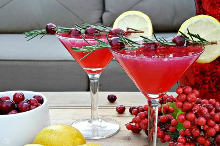 New Year's Eve Cocktail Recipe