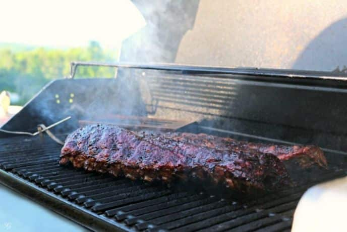 Grill Ribs On Your BBQ