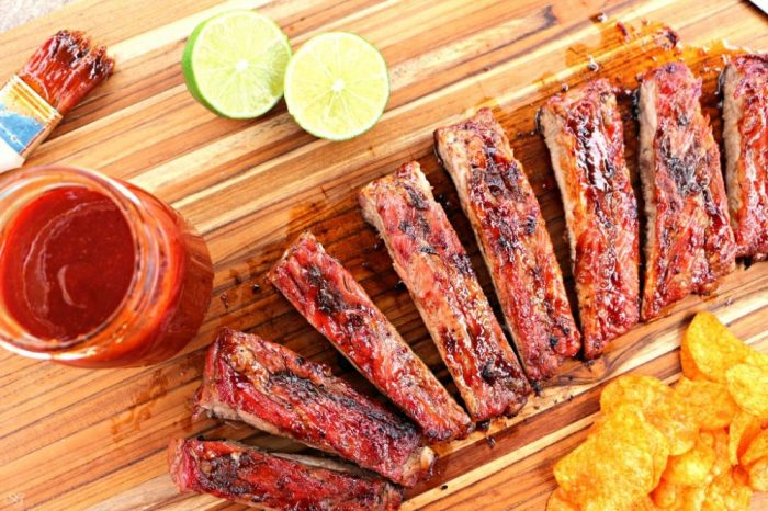 Bud Light Lime BBQ Sauce - Boozy Beer Barbecue Sauce Recipe