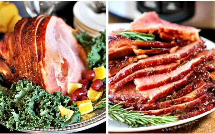 Christmas ham recipes - glazed ham for Christmas, honey ham for Christmas and more!