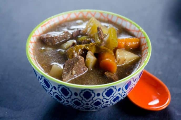 Instant Pot Beef Stew Recipe