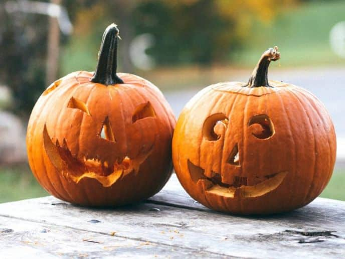15 EASY DIY Halloween Decorations!