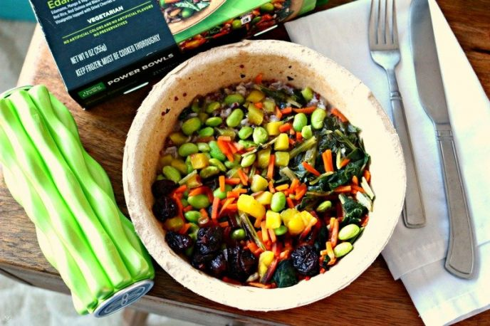 Crush Your Goals With Healthy Choice Power Bowls