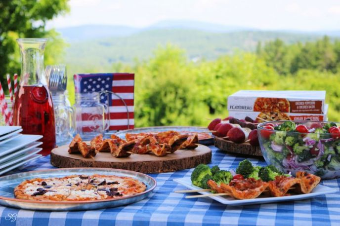 The Ultimate Backyard BBQ Pizza Party