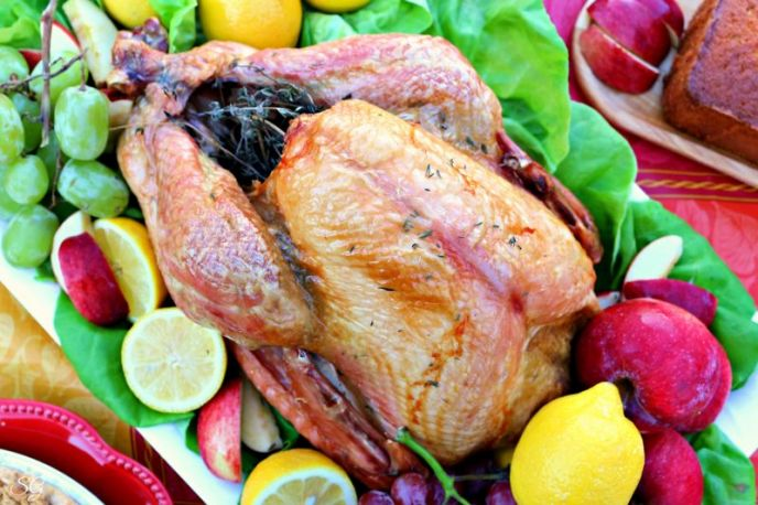 Turkey Brine Recipe – Overnight